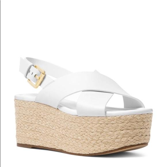 e29e42447a MICHAEL Michael Kors Shoes | Jodi Platform Espadrille | Poshmark